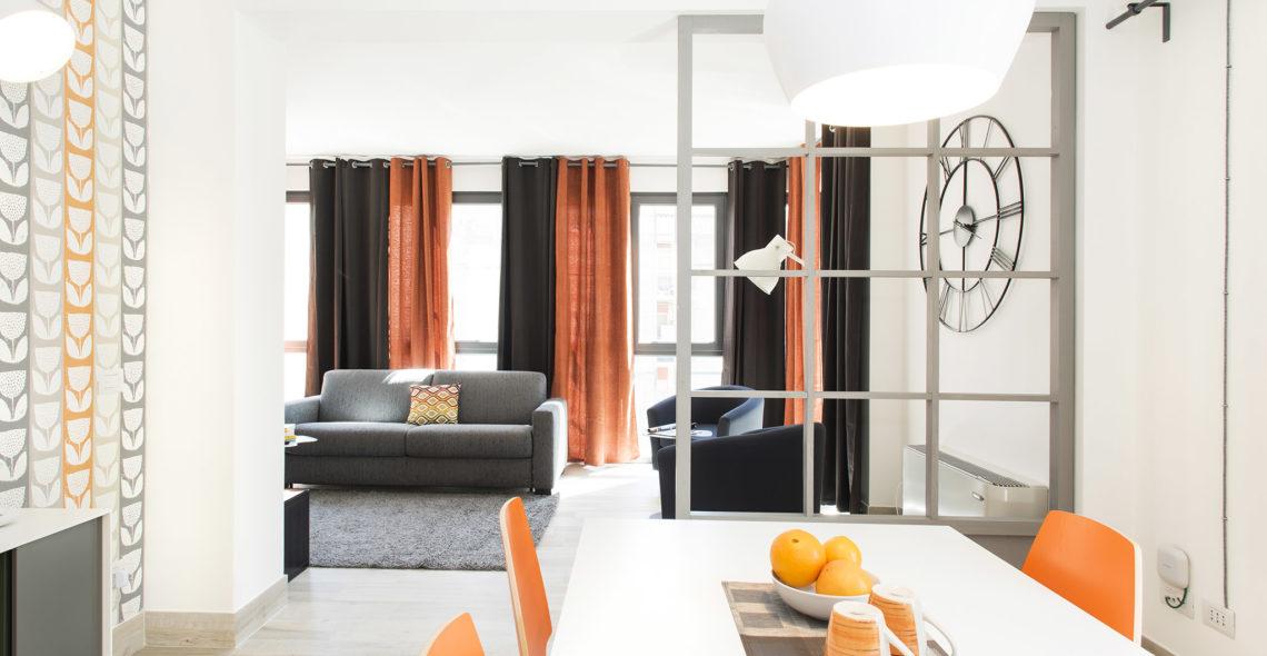 Orange Holiday House