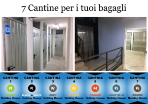 Deposito bagagli Roma tiburtina